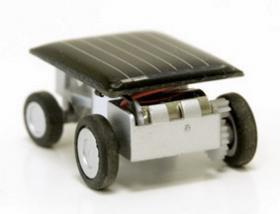 Mini voiture électrique solaire (jouet solaire)