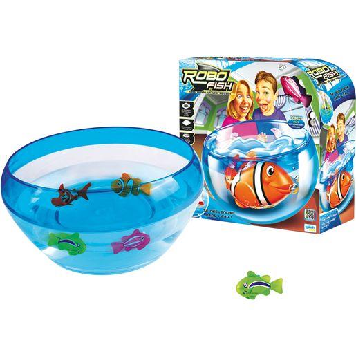 aquarium-robo-fish