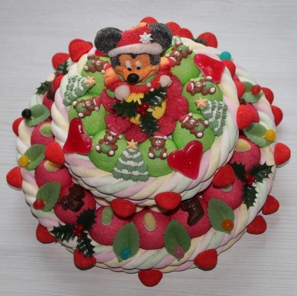 gateau-bonbons-noel-caramelys