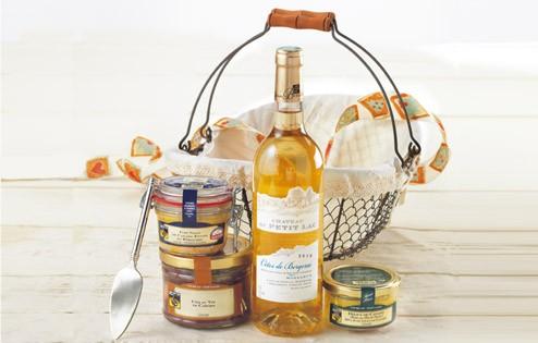 panier-gourmand-foie-gras